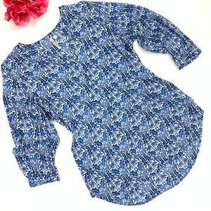 Grand & Greene Pullover Blouse 3/4 Sleeves